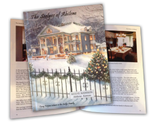 Seelye Mansion Book